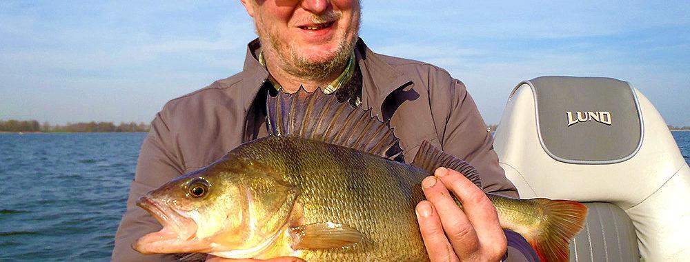 Ahvenen kalastus